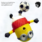 Soccer-Minion-Cake_Despicable-Me-Cake_Sports_Football-Cake_Ball_Bicycle-Kick_Cleats_Futbol
